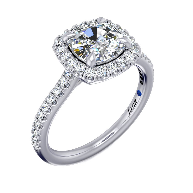 Engagement Ring by Fana Jewelry
