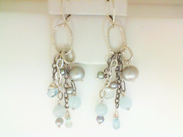 Earrings by Sara Blaine